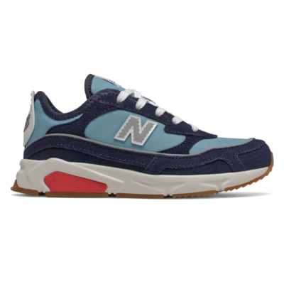 New Balance X-Racer  Wax Blue/Natural Indigo/Team Red PSXRCNL