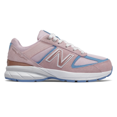 New Balance 990v5  Cherry Blossom/Team Carolina PC990MP5