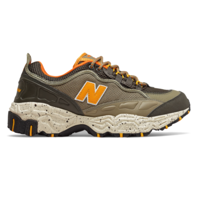 New Balance 801  Covert Green/Varsity Orange/Black ML801NEB
