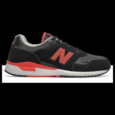 New Balance 570  Black/Toro Red ML570BNB