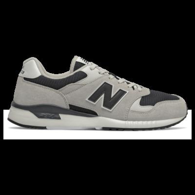 New Balance 570  Silver Birch/Black ML570BNA