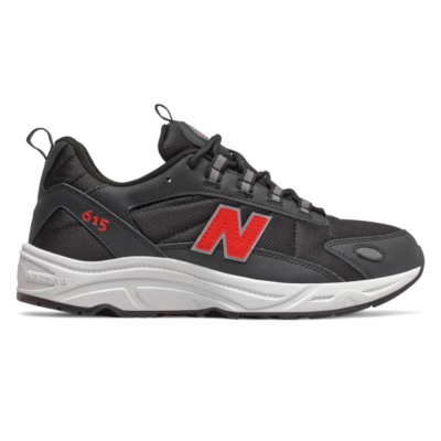 New Balance 615  Black/Red ML615DB