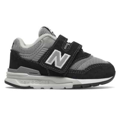 New Balance Hook and Loop 997H  Black/Castlerock IZ997HBK