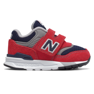 New Balance Hook and Loop 997H  Team Red/Pigment IZ997HBJ