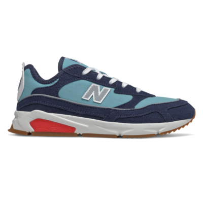 New Balance X-Racer  Wax Blue/Natural Indigo/Team Red GSXRCNL