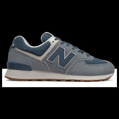 Herren New Balance 574 Stone Blue/Linen Fog ML574SPD