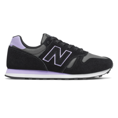 New Balance 373  Black/White WL373WNB