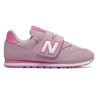 New Balance 373 Hook and Loop  Cherry Blossom/Candy Pink YV373SP