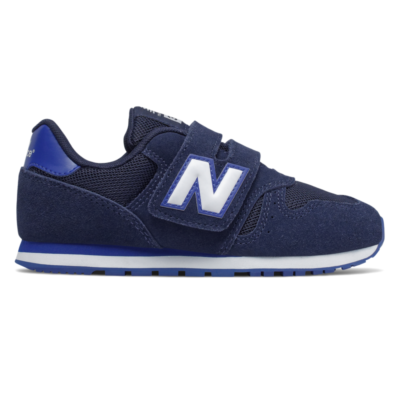 New Balance 373 Hook and Loop  Pigment/Marine Blue YV373SN