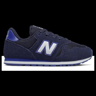 New Balance 373  Pigment/Marine Blue YC373SN