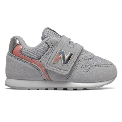 New Balance 996  Light Aluminum/Peach Soda IZ996GS