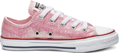 Converse Chuck Taylor All Star Sparkle Low Top Pink 663628C