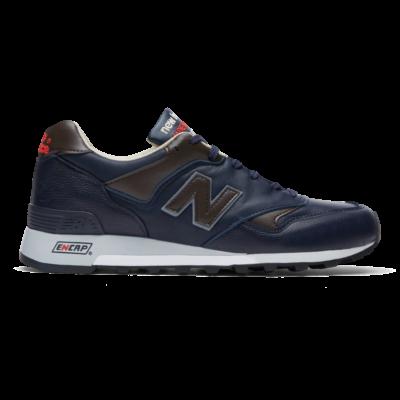 New Balance Made in UK 577 – Navy/Brown/Red (Grösse EU 41.5) Navy/Brown/Red M577GNB