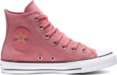 Converse Chuck Taylor All Star Retrograde High Top Red 564962C