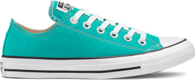 Converse Unisex Seasonal Color Chuck Taylor All Star Low Top Green 166267C