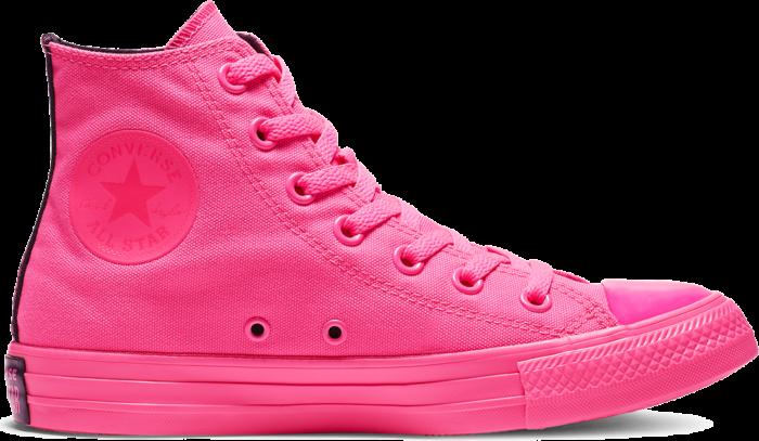 Converse Converse x OPI Chuck Taylor All Star High Top Pink 165658C