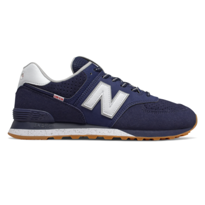 New Balance 574 City Pack Pigment/Team Red U574CTD