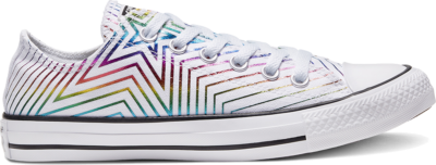 Converse Chuck Taylor All Star Exploding Star Low Top White/ Black 565440C