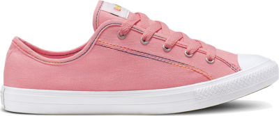 Converse Chuck Taylor All Star Dainty Rainbow Low Top Pink 564980C