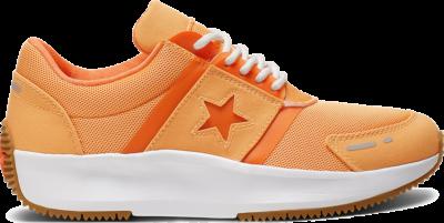 Converse Run Star Retro Glow Low Top Orange 164290C