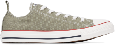 Converse Chuck Taylor All Star Washed Denim Low Top Grey 164003C