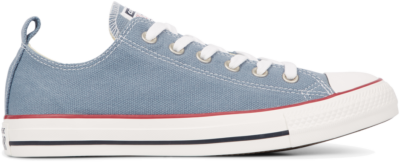 Converse Chuck Taylor All Star Washed Denim Low Top White 164004C