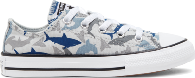 Converse Chuck Taylor All Star Low Grey 666890C