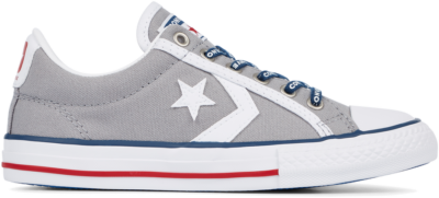 Converse Star Player Canvas Low Top White 663991C