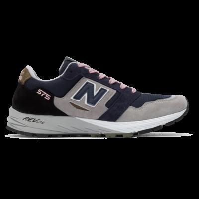 New Balance Made in UK 575 Soft Haze – Grey/Navy/Lilac (Grösse EU 40.5) Grey/Navy/Lilac MTL575NL