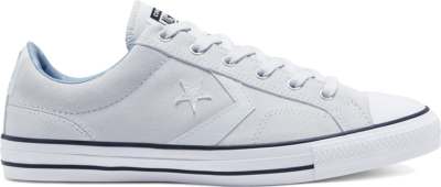 Converse Unisex Twisted Prep Star Player Low Top Photon Dust/Blue Slate/White 167074C