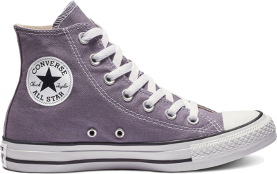 Converse Chuck Taylor All Star Seasonal Color High Top Purple 163352C
