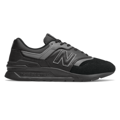 New Balance 997H  Black/Castlerock CM997HXE