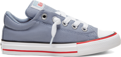 Converse Street Slip Chuck Taylor All Star voor kinderen Blue Slate/White 666902C