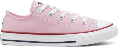 Converse Seasonal Color Chuck Taylor All Star Low Top voor kids Cherry Blossom/Garnet/White 666822C
