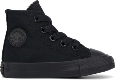 Converse Chuck Taylor All Star Mono High Top Black 7S121C