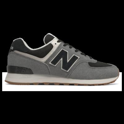 Herren New Balance 574 Black/Linen Fog ML574SPE