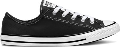 Converse Chuck Taylor All Star Dainty New Comfort Low Top Black 564982C