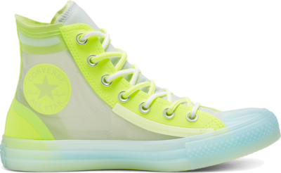 Converse Chuck Taylor All Star Translucent Utility Yellow 567369C