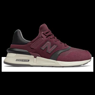 New Balance 997 Sport  Burgundy/Black MS997MC