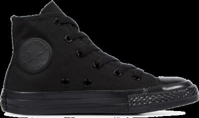 Converse Chuck Taylor All Star Mono High Top Black 3S121C