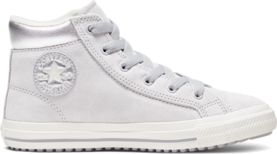 Converse Suede Chuck Taylor All Star PC Boot High Top voor kinderen Grey 666578C