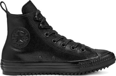 Converse Space Mountain Hiker Chuck Taylor All Star High Top voor dames Black 566111C