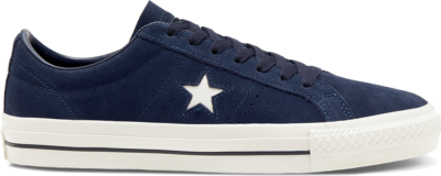 Converse One Star Pro Suede Low Top Blue 166022C