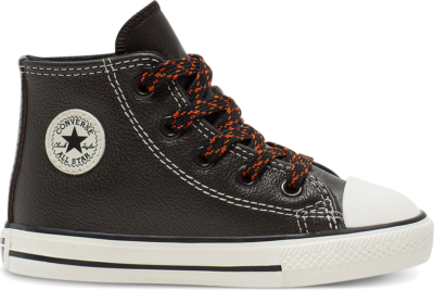 Converse Tumbled Leather Chuck Taylor All Star High Top voor kleuters Brown 765976C