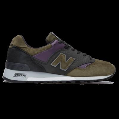 New Balance Made in UK 577 – Green/Purple/Black (Grösse EU 47.5) Green/Purple/Black M577GPK