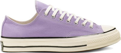 Converse Chuck 70 Washed Canvas Low Top Violet 164405C