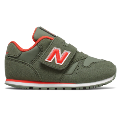 New Balance 373  Dark Green/Orange IV373CB