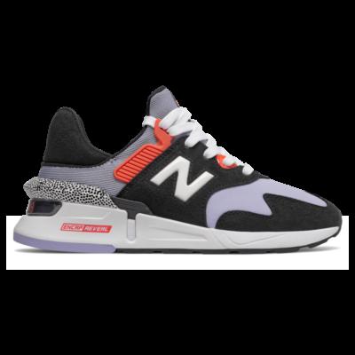 Damen New Balance 997 Sport Black/Clear Amethyst WS997JCD