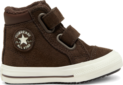 Converse Hook and Loop Chuck Taylor All Star PC Boot High Top voor baby's Grey 766575C