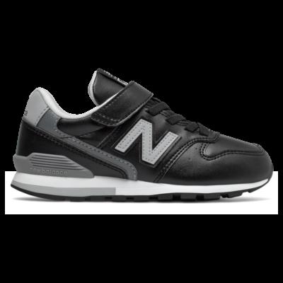 New Balance 996v2  Black/Grey YV996LBK